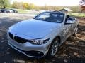 BMW 4 Series 430i xDrive Convertible Glacier Silver Metallic photo #9