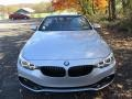 BMW 4 Series 430i xDrive Convertible Glacier Silver Metallic photo #10
