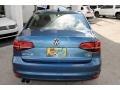 Volkswagen Jetta SE Silk Blue Metallic photo #8