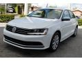 Volkswagen Jetta SE Pure White photo #5