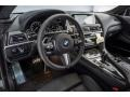 BMW 6 Series 640i Gran Coupe Black Sapphire Metallic photo #6