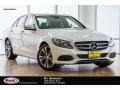 Mercedes-Benz C 300 Sedan Polar White photo #1
