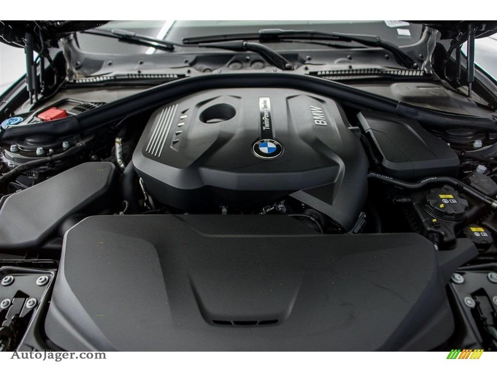 2018 4 Series 430i Coupe - Black Sapphire Metallic / Black photo #8