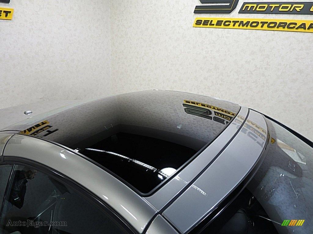 2007 SL 550 Roadster - Pewter Metallic / Black photo #14