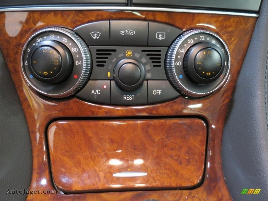 2007 SL 550 Roadster - Pewter Metallic / Black photo #27