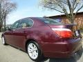 BMW 5 Series 535xi Sedan Barbera Red Metallic photo #3