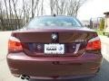 BMW 5 Series 535xi Sedan Barbera Red Metallic photo #4