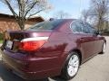BMW 5 Series 535xi Sedan Barbera Red Metallic photo #5