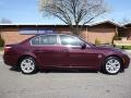 BMW 5 Series 535xi Sedan Barbera Red Metallic photo #6