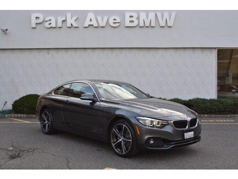 Mineral Grey Metallic 2018 BMW 4 Series 430i xDrive Coupe