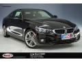 BMW 4 Series 440i Coupe Jet Black photo #1