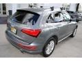 Audi Q5 2.0 TFSI Premium Plus quattro Monsoon Gray Metallic photo #9