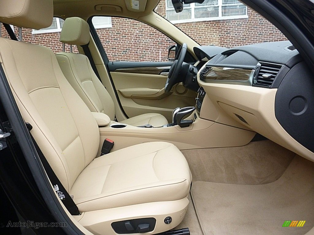 2015 X1 xDrive28i - Jet Black / Beige photo #21