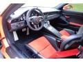 Porsche 911 GT3 RS Gulf Orange, Paint to Sample photo #14