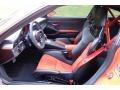 Porsche 911 GT3 RS Gulf Orange, Paint to Sample photo #19