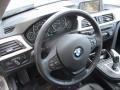 BMW 3 Series 328i xDrive Sedan Glacier Silver Metallic photo #14