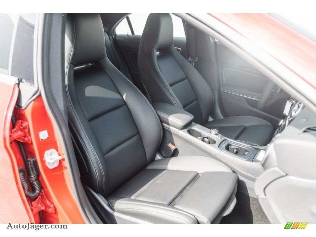 2018 CLA 250 Coupe - Jupiter Red / Black photo #2