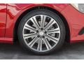 Mercedes-Benz CLA 250 Coupe Jupiter Red photo #8