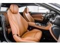 Mercedes-Benz E 400 Coupe Emerald Green Metallic photo #2