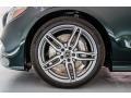 Mercedes-Benz E 400 Coupe Emerald Green Metallic photo #9