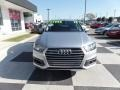 Audi Q7 2.0 TFSI Premium Plus quattro Florett Silver Metallic photo #2