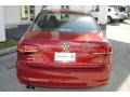 Volkswagen Jetta S Cardinal Red Metallic photo #8