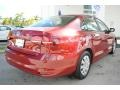 Volkswagen Jetta S Cardinal Red Metallic photo #10