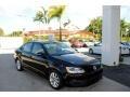 Volkswagen Jetta SE Sedan Black photo #1