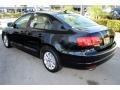 Volkswagen Jetta SE Sedan Black photo #6