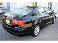 Volkswagen Jetta SE Sedan Black photo #9