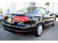 Volkswagen Jetta SE Sedan Black photo #10