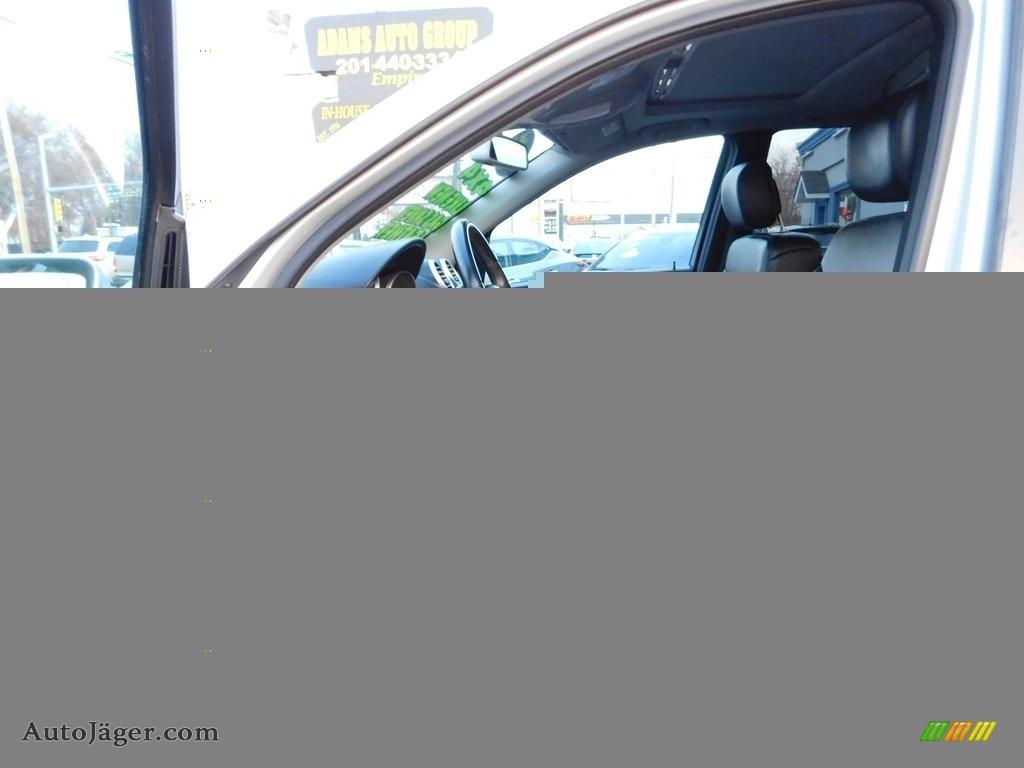 2009 ML 350 4Matic - Pewter Metallic / Black photo #10