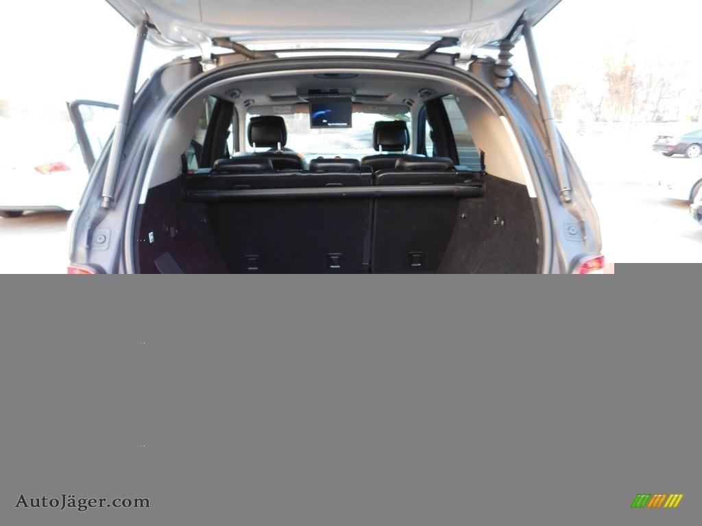 2009 ML 350 4Matic - Pewter Metallic / Black photo #33