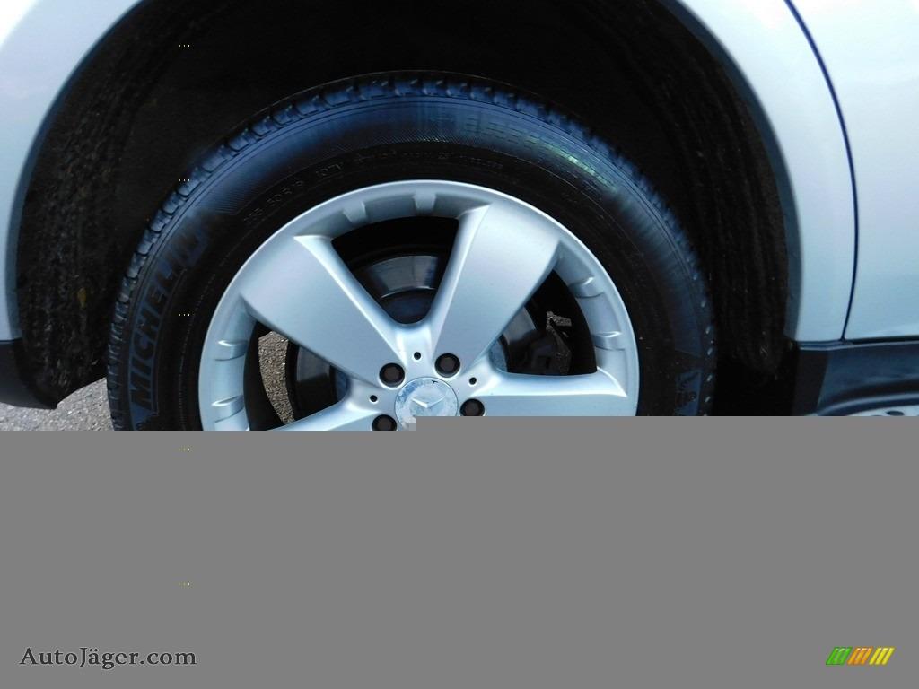 2009 ML 350 4Matic - Pewter Metallic / Black photo #38