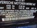 BMW 3 Series 328i xDrive Sedan Deep Sea Blue Metallic photo #19