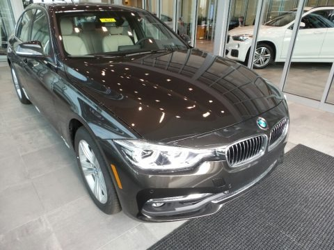 Jatoba Brown Metallic 2018 BMW 3 Series 330i xDrive Sedan