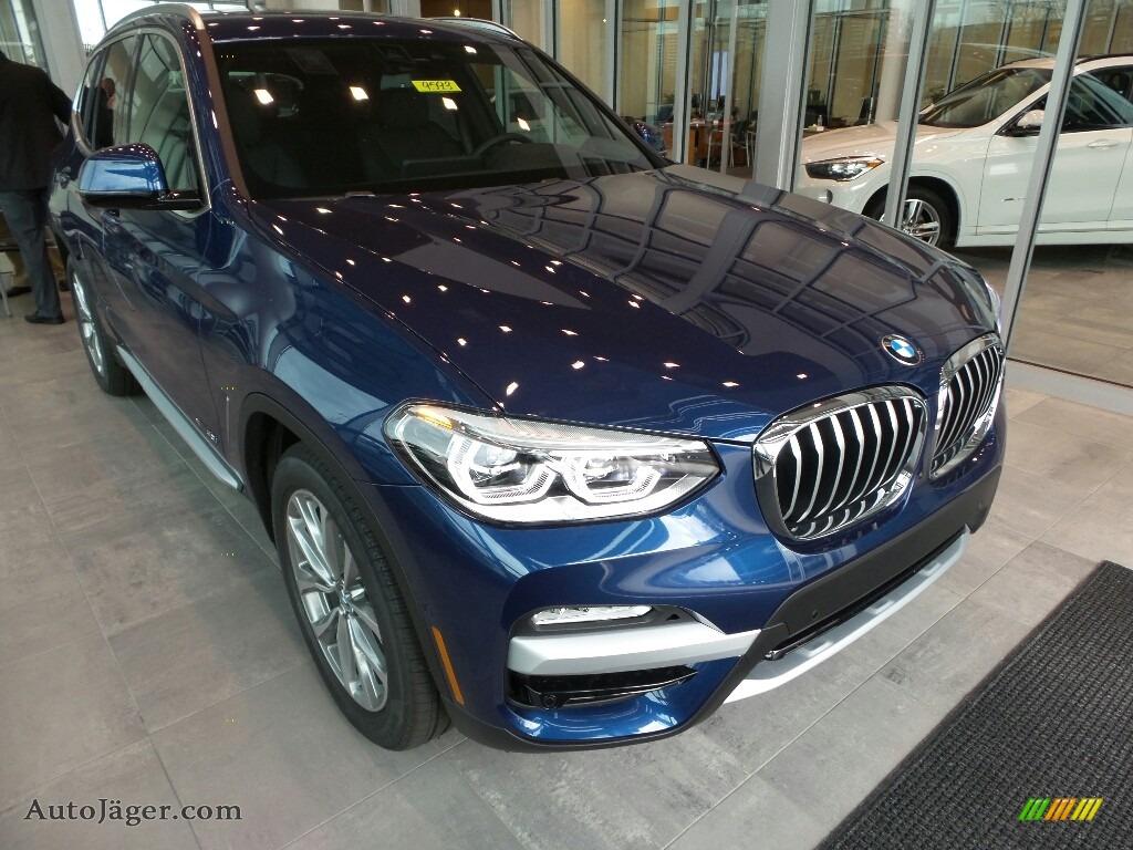 2018 BMW X3 xDrive30i in Phytonic Blue Metallic - A44747 ...