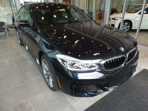 Carbon Black Metallic 2018 BMW 6 Series 640i xDrive Gran Turismo