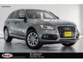 Audi Q5 2.0 TFSI quattro Monsoon Gray Metallic photo #1