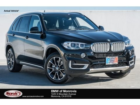 Jet Black 2018 BMW X5 sDrive35i