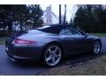 Porsche 911 Carrera S Cabriolet Agate Grey Metallic photo #6