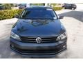 Volkswagen Jetta SEL Platinum Gray Metallic photo #3