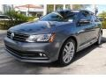 Volkswagen Jetta SEL Platinum Gray Metallic photo #5