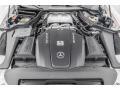 Mercedes-Benz AMG GT Roadster designo Diamond White Metallic photo #8