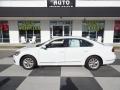 Volkswagen Passat S Sedan Pure White photo #1
