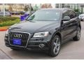 Audi Q5 3.0 TFSI Premium Plus quattro Brilliant Black photo #3