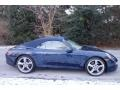 Porsche 911 Carrera Cabriolet Dark Blue Metallic photo #7