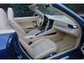 Porsche 911 Carrera Cabriolet Dark Blue Metallic photo #14