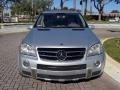 Mercedes-Benz ML 63 AMG 4Matic Iridium Silver Metallic photo #15
