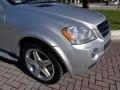 Mercedes-Benz ML 63 AMG 4Matic Iridium Silver Metallic photo #26